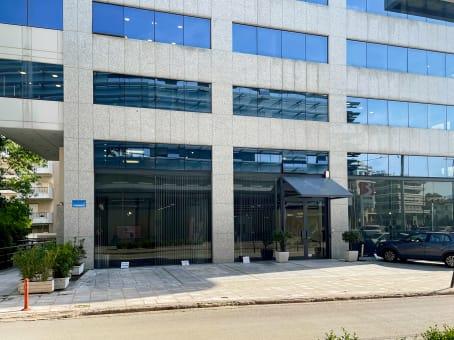 建筑位于AthensKifissias Avenue & Sofokleous Street, 166 A 1