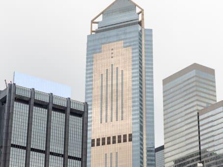 建筑位于香港中环广场35楼, 港湾道18号, 湾仔 1