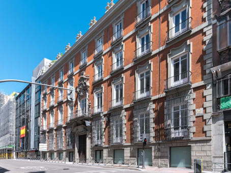建筑位于MadridCarrera de San Jerónimo 15, Planta 2 1