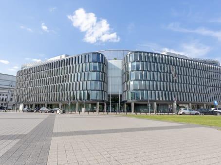 建筑位于WarsawPl. Pilsudskiego 3 1