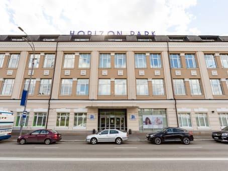建筑位于Kyiv4 Mykoly Hrinchenko Street, 2 floor 1