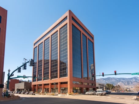 Building at 102 South Tejon Street, Downtown, Suite 1100 in Colorado Springs 1