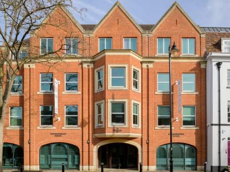 建筑位于Windsor59-60 Thames St 1