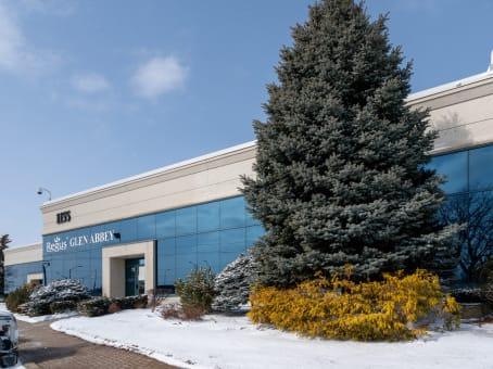 建筑位于Oakville1155 North Service Road West, Ennisclare Corporate Centre, Glen Abbey 1