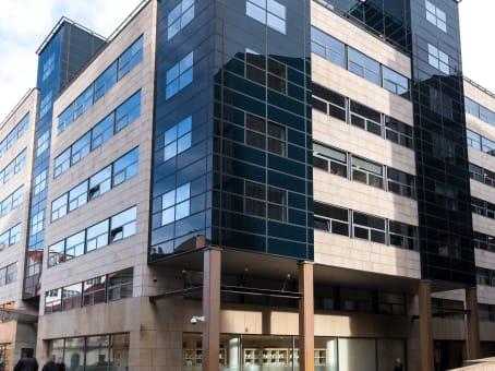 建筑位于Prague14/682 Rybna street 1