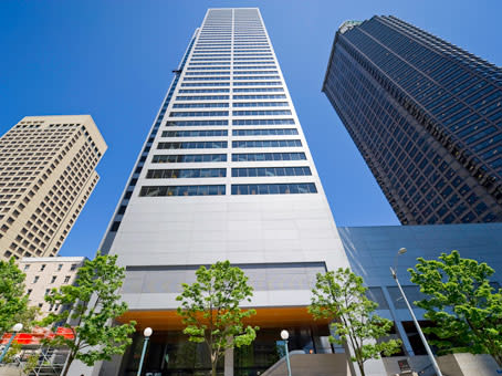 建筑位于Seattle800 5th Avenue, Seafirst Fifth Avenue Plaza, Suite 4100 1
