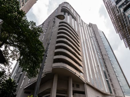 Lokalizacja budynku: ulica Jalan Stesen Sentral 5, Level 16, 1 Sentral, Kuala Lumpur Sentral, Kuala Lumpur 1