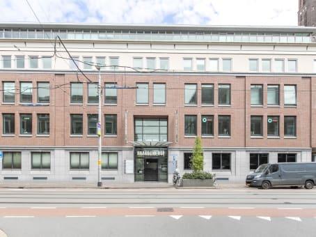 Building at Parkstraat 83, Haagsche Hof in Den Haag 1