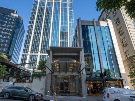 建筑位于Auckland41 Shortland Street, Plaza Level 1