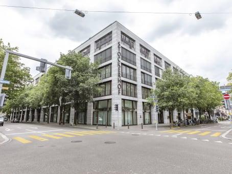 建筑位于ZurichDreikönigstrasse 31A 1