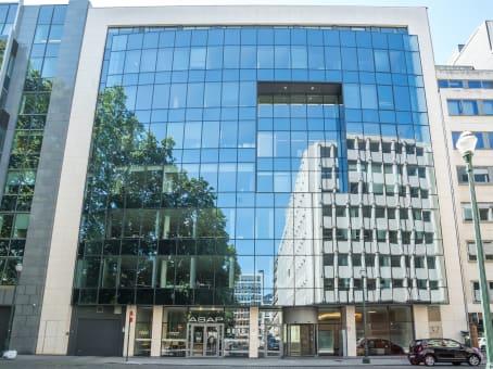 建筑位于BrusselsSquare de Meeûs 37 1