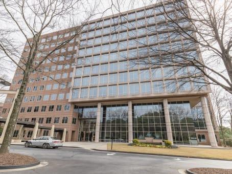 建筑位于Atlanta5555 Glenridge Connector, Sandy Springs, Suite 200 1