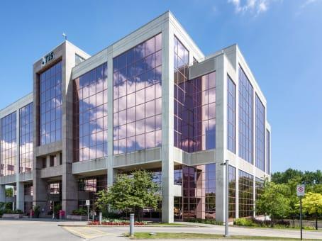 建筑位于Markham15 Allstate Parkway, Suite 600 1