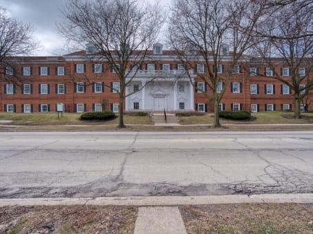 建筑位于Park Ridge350 South Northwest Highway, Suite 300 1