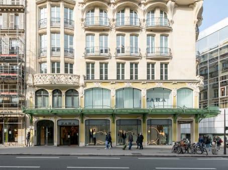 建筑位于Paris140 bis, rue de Rennes 1