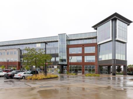 建筑位于Des Moines5550 Wild Rose Lane, Suite 400 1