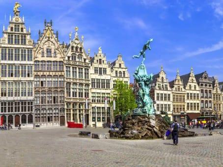 Anvers : bureaux