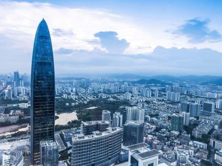 深圳市办公空间