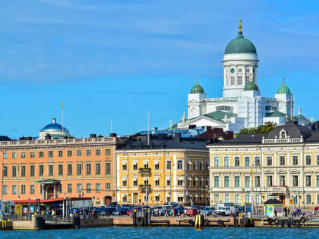 Toimitila maassa Helsinki