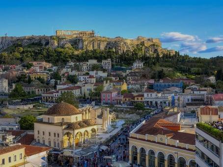 Χώρος γραφείου στην τοποθεσία Αθήνα