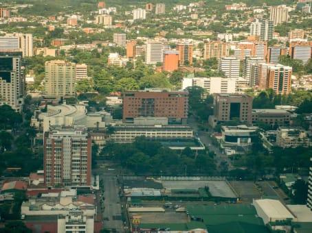 Espacio de oficina en Ciudad de Guatemala