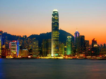 Office space in Hong Kong