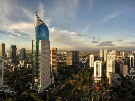 Ruang kantor di Jakarta