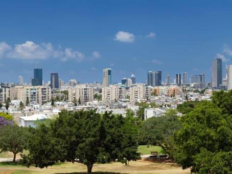 מרחב משרדי בעיר תל אביב