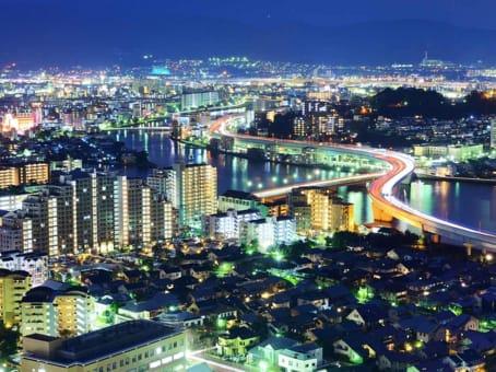 福岡市のオフィススペース
