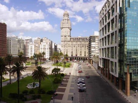 Espacio de oficina en Montevideo