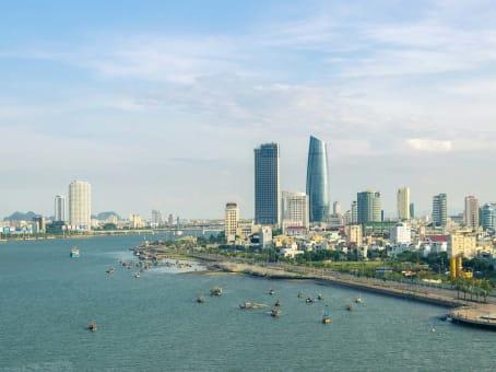 Không gian văn phòng tại Đà Nẵng